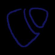 TYPO3-Agentur blau