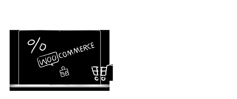 Screen WooCommerce