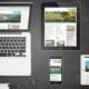 Darstellung Relaunch Kreisverwaltung Bernkastel-Wittlich auf Laptop, Tablet und Smartphone