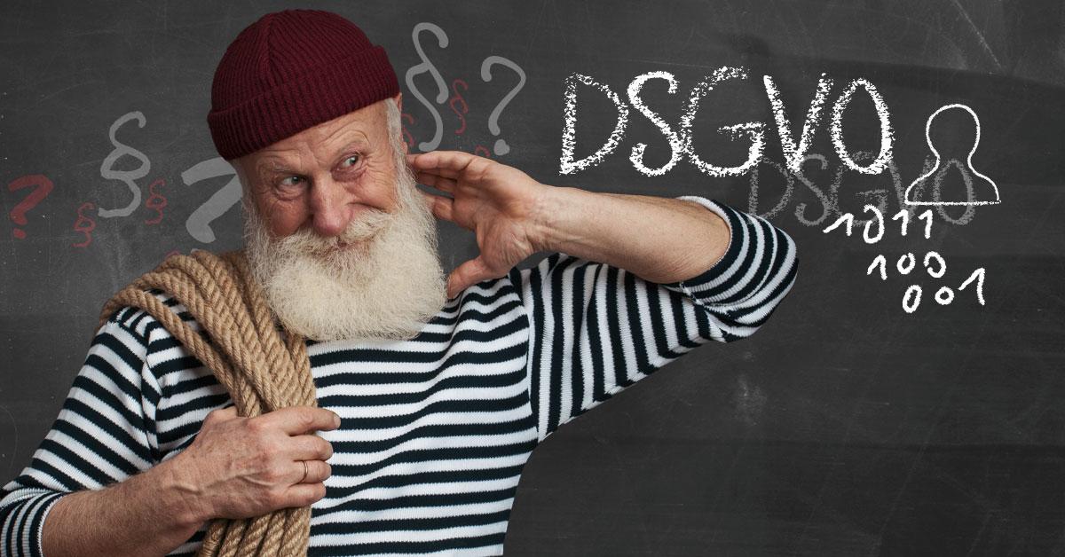 DSGVO – Neue Pflichten für Websitebetreiber ab dem 25. Mai 2018