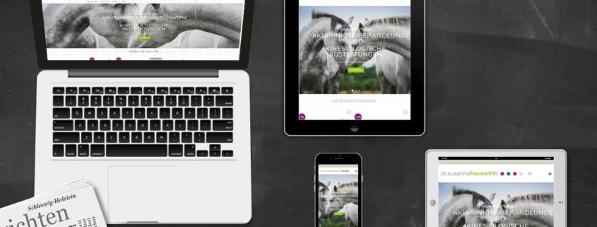 WooCommerce Relaunch für Susanne Hauswirth