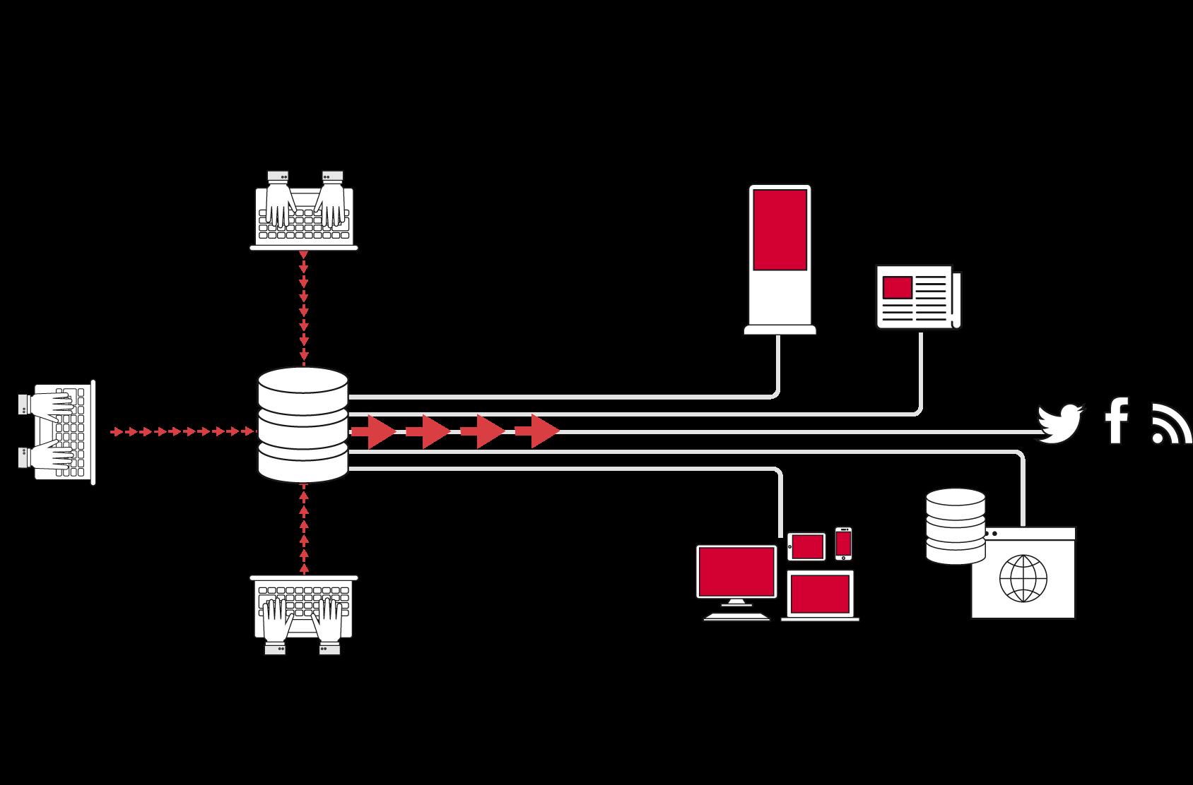 Mehrwertnetzwerke von der NetzWerkstatt - weil Vernetzung unsere Stärke ist