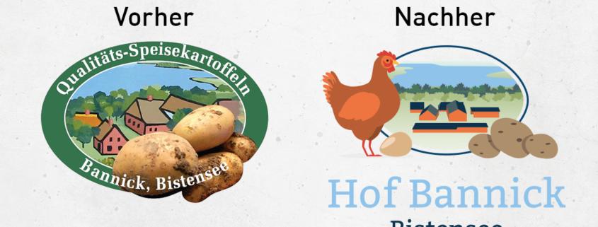 Neues Logo für Hof Bannick