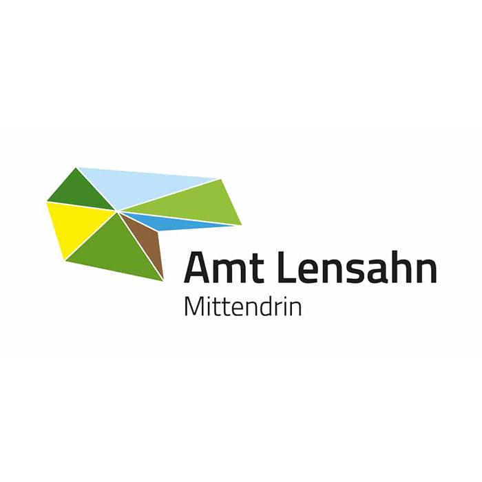 Neues Logo für das Amt Lensahn designt